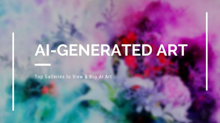 AI Art Galleries to View and Buy AI Art